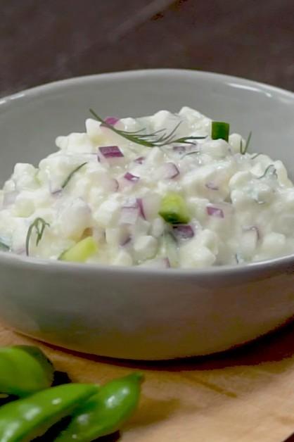 Cheesy Tzatziki Dip