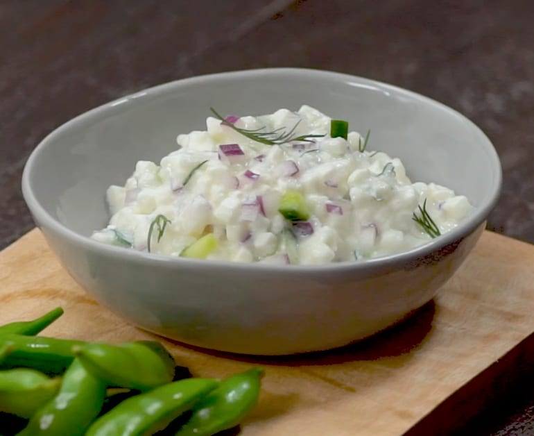 Click to open Cheesy Tzatziki Dip recipe