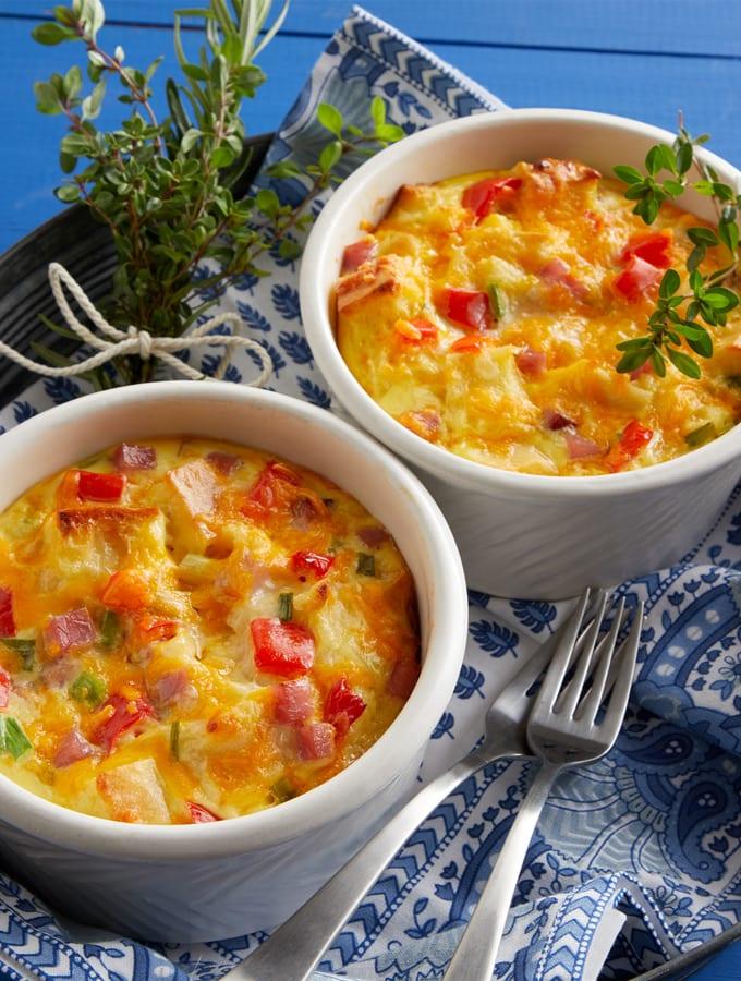 Cheesy Egg Bake slider image 2