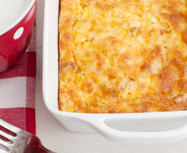 Thumbnail image for Pastel de Tamales con Pollo