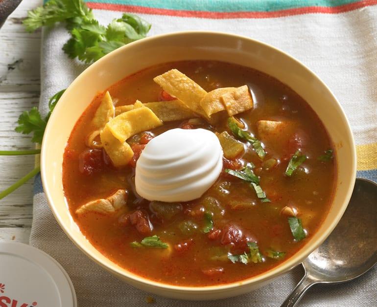 Chicken Tortilla Soup slider image 1
