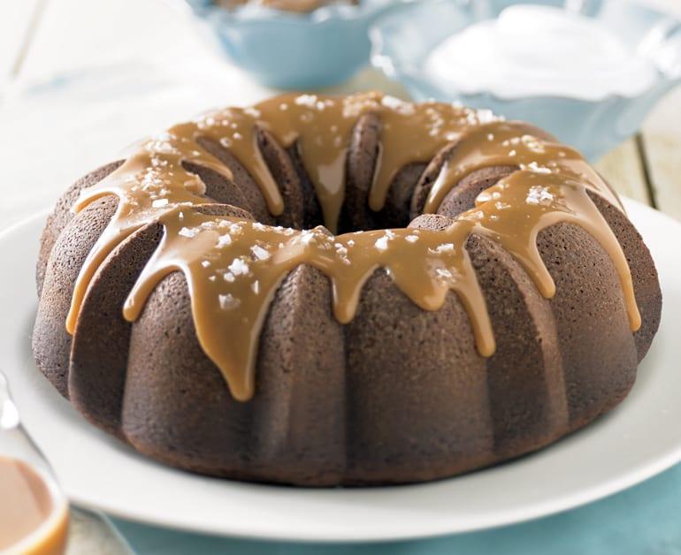 Salted Chocolate Caramel Cake slider image