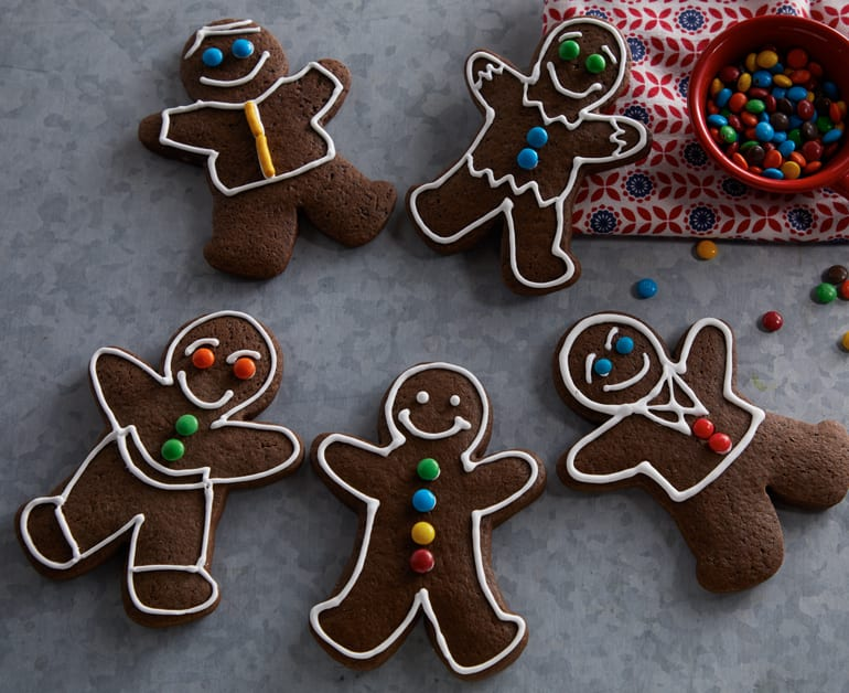 Click to open Chocolate Sugar Cookies recipe