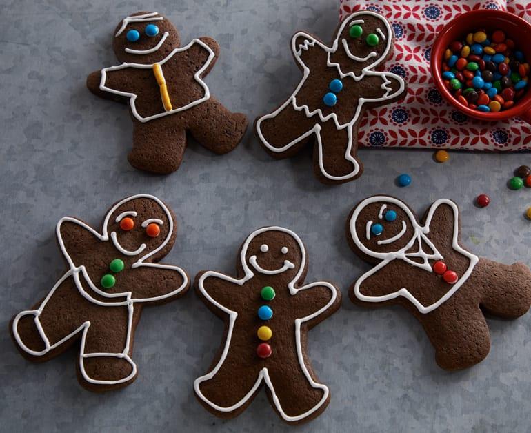 Thumbnail image for Chocolate Sugar Cookies