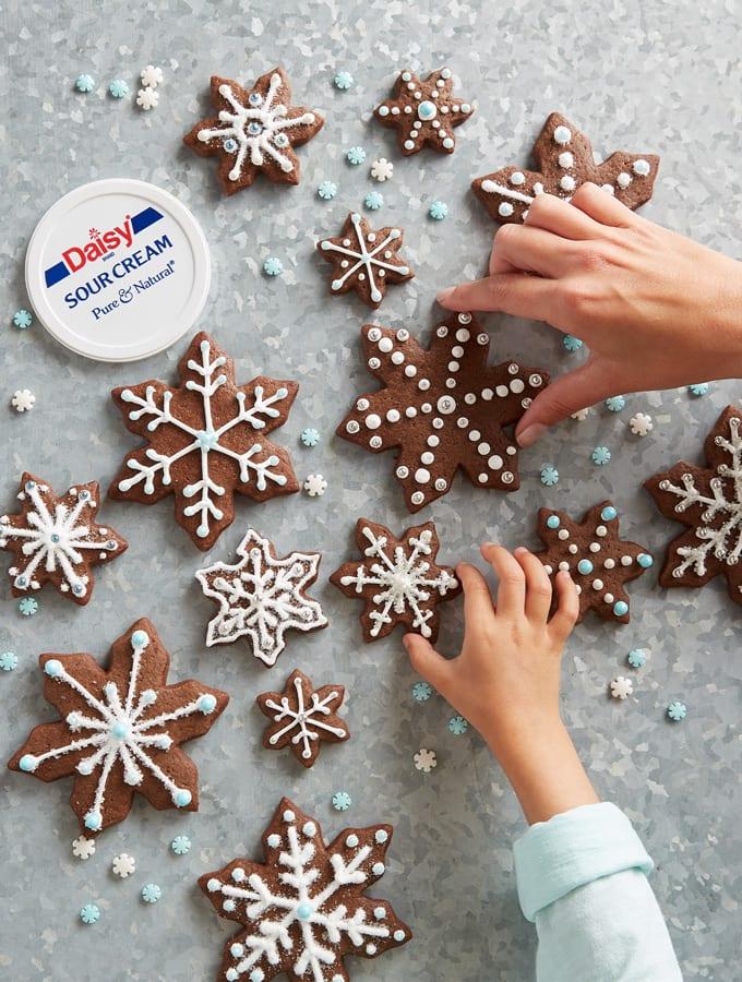 Chocolate Sugar Cookies slider image 2
