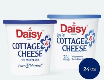 Cottage Cheese 24 ounce containers