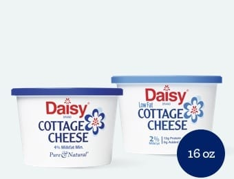 Cottage Cheese 16 ounce containers