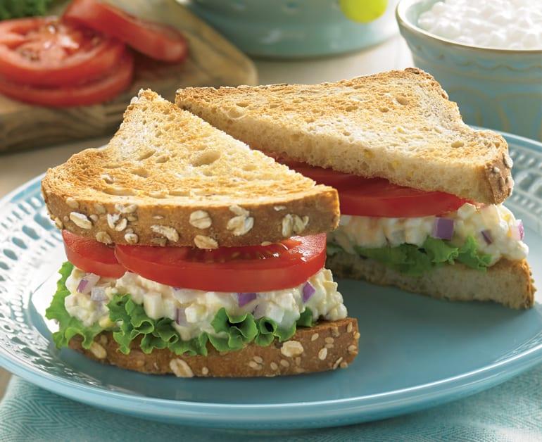 Cottage Egg Salad slider image
