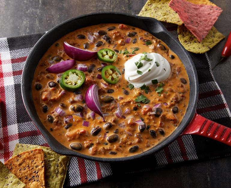 View recommended Cowboy Queso recipe