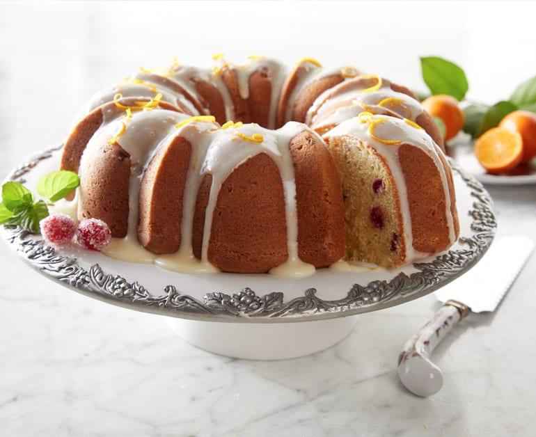 Click to open Pastel De Arándanos Naranja recipe