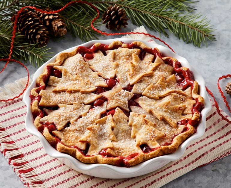 View recommended Creamy Cherry Pie recipe