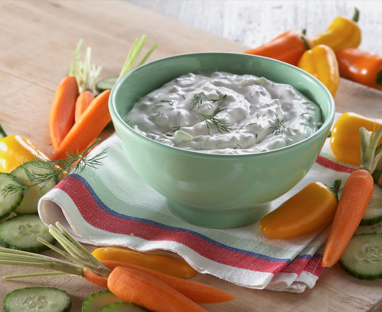 View recommended Cucumber Dill Dip recipe