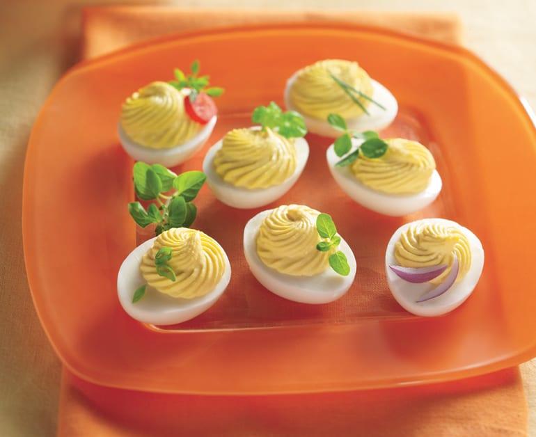 Click to open Deliciosos Huevos Endiablados recipe