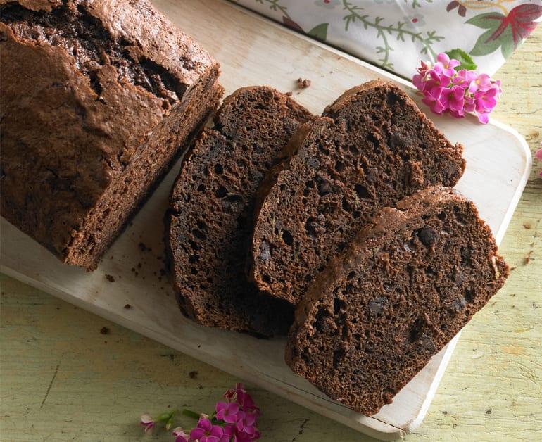 Thumbnail image for Pan Doble De Calabacín De Chocolate
