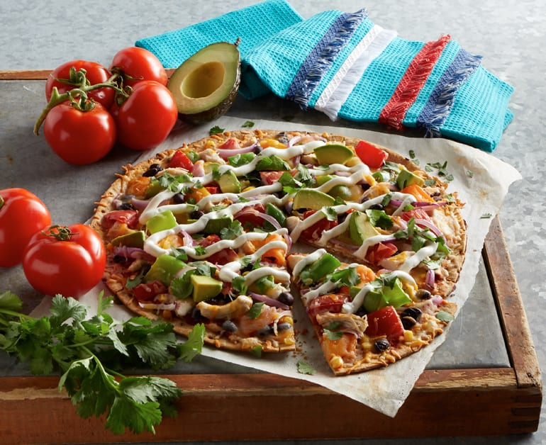 Click to open Southwest Pizza recipe