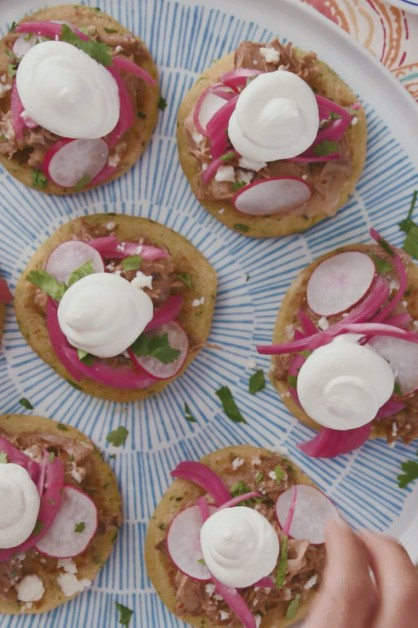 Fiesta Patrias Appetizers