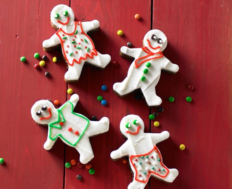 Gingerbread Bars slider image 1