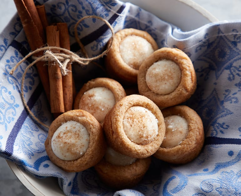 View recommended Gingerbread Cheesecake Cups recipe
