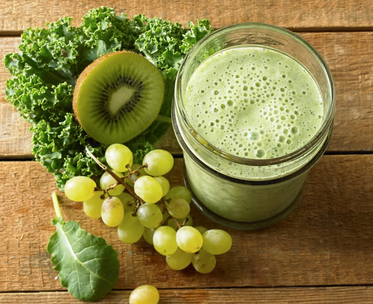 View recommended Green Goddess Smoothie recipe