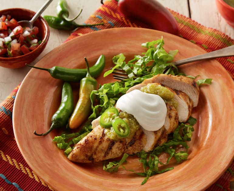 Pollo a la Brasa con Salsa Verde slider image 1