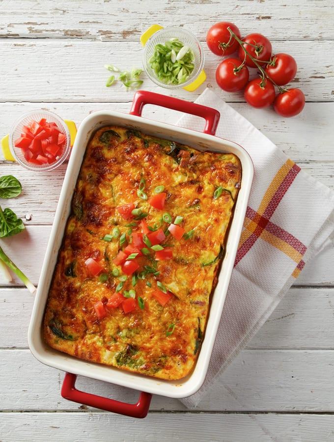 Hearty Baked Omelette slider image 2