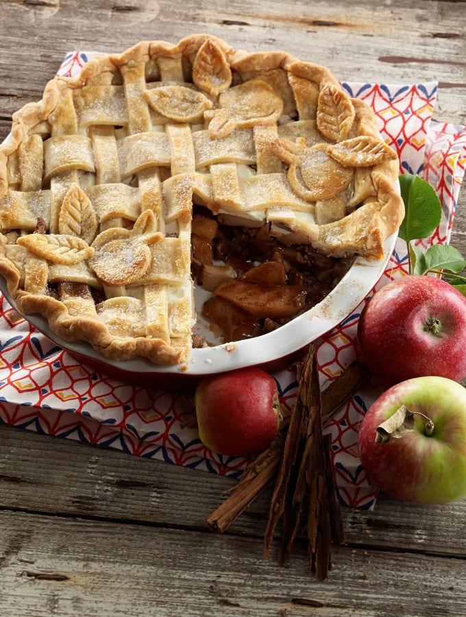 Individual Apple Pies slider image 3