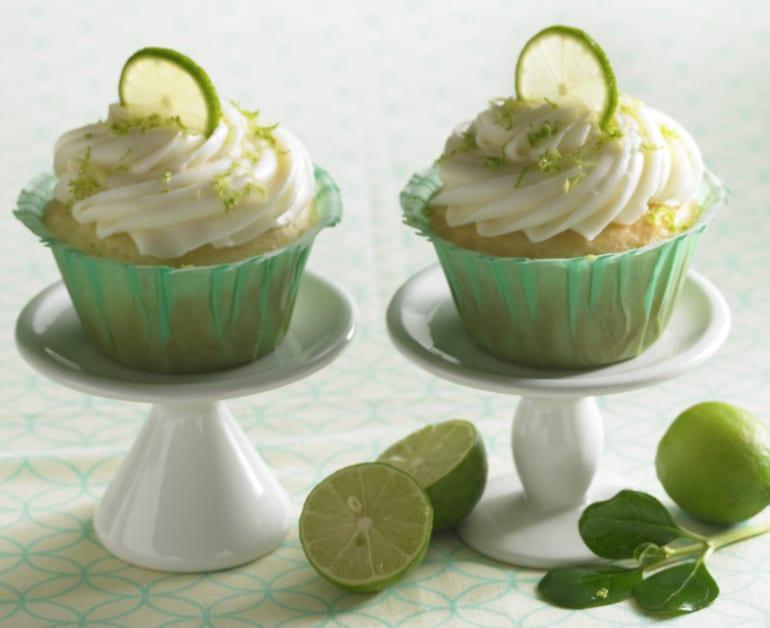 Key Lime Cupcakes slider image