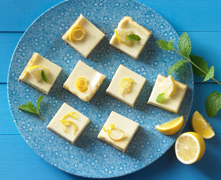 View recommended Lemon Cheesecake Bars recipe