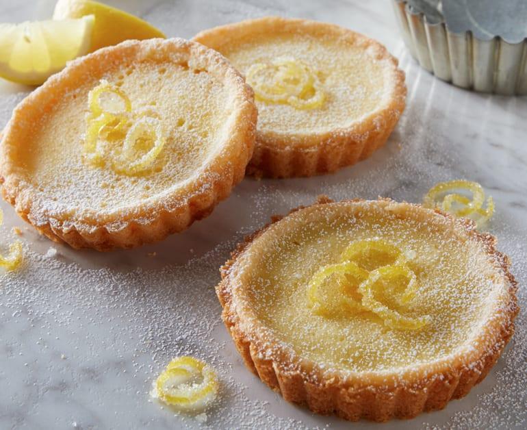 Lemon Cheese Tarts slider image 1