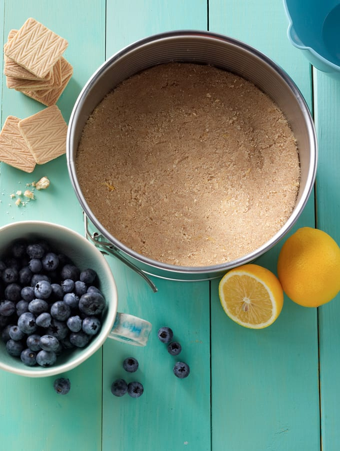 Lemon Blueberry Cheesecake slider image 4
