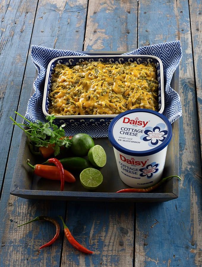 Light Chicken-Verde Enchiladas slider image 2