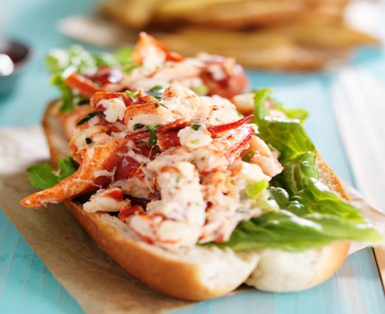 Lobster Salad slider image 1