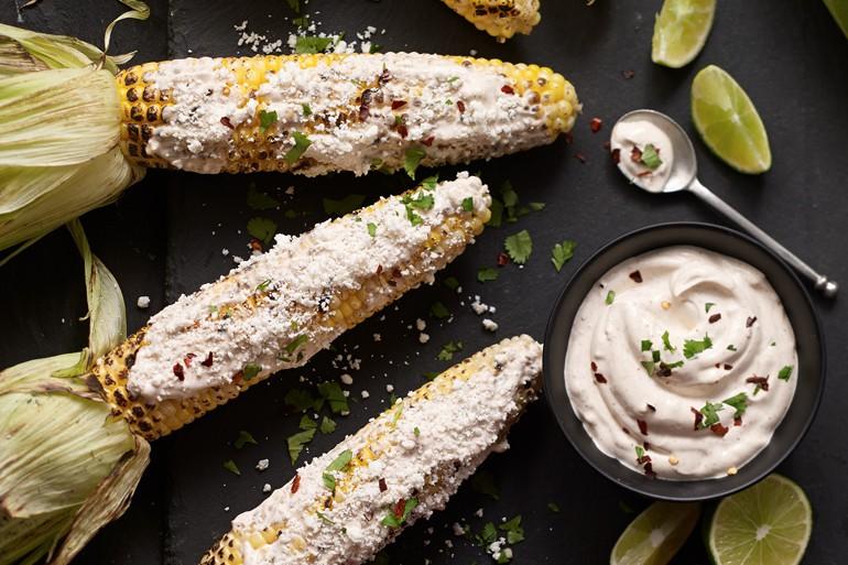 maíz callejero
