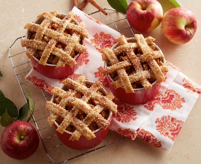 View recommended Individual Apple Pies recipe