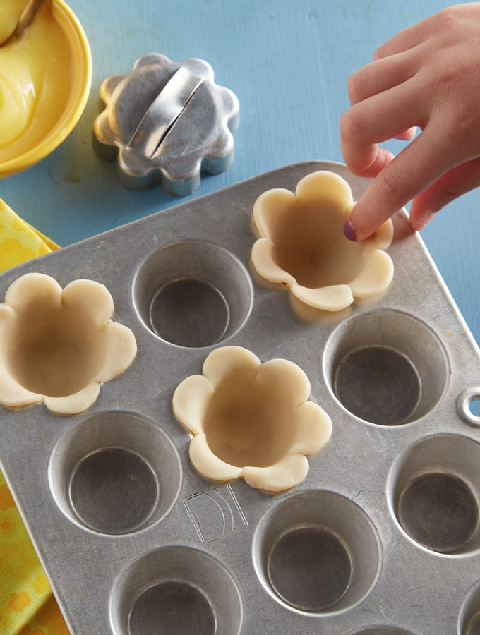 Mini Lemon Cheesecake Tarts slider image 2