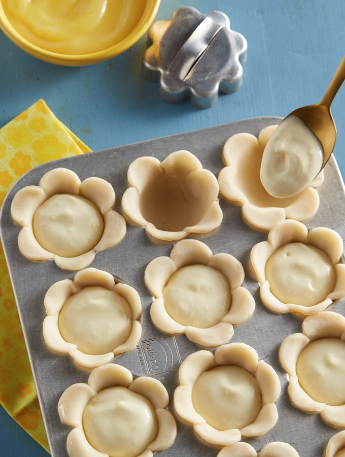 Mini Lemon Cheesecake Tarts slider image 3