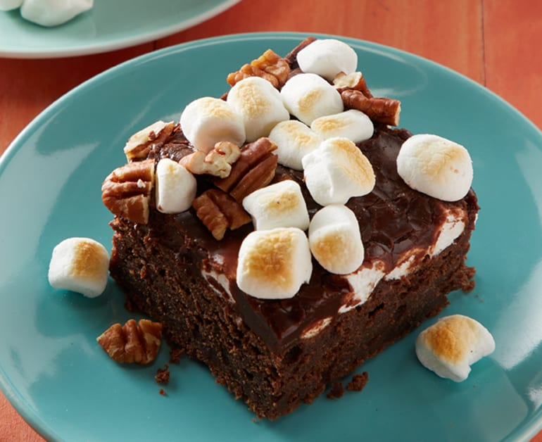 View recommended Mississippi Mud Cake recipe