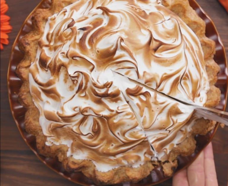 Thumbnail image for Pumpkin Meringue Pie