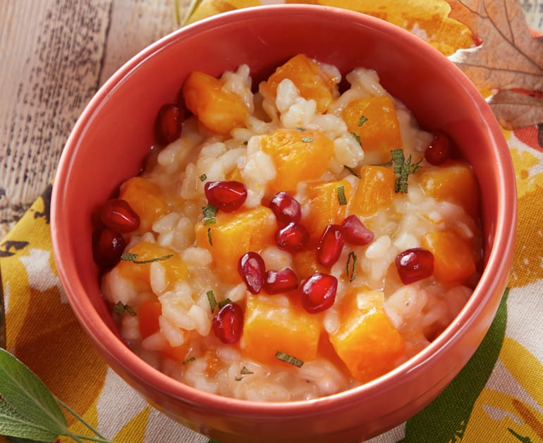 Thumbnail image for Butternut Squash Risotto