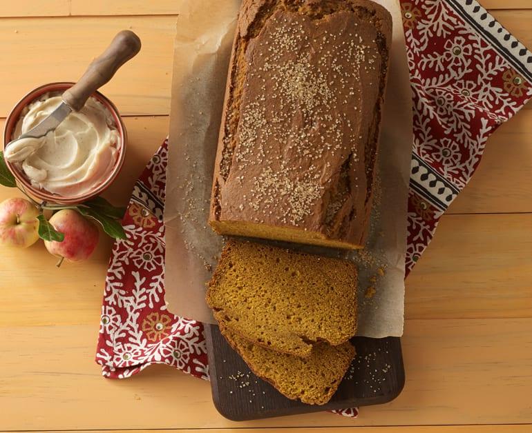 Pumpkin Bread slider image