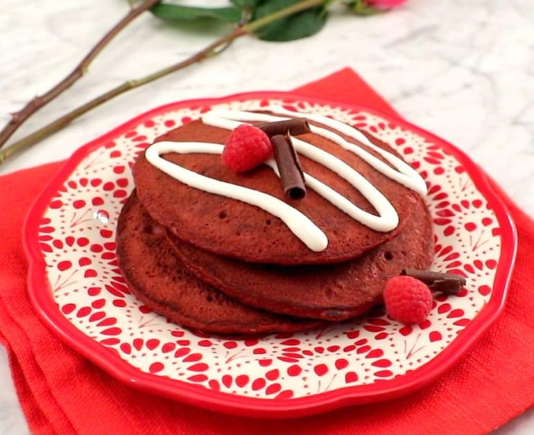 Thumbnail image for Red Velvet Pancakes