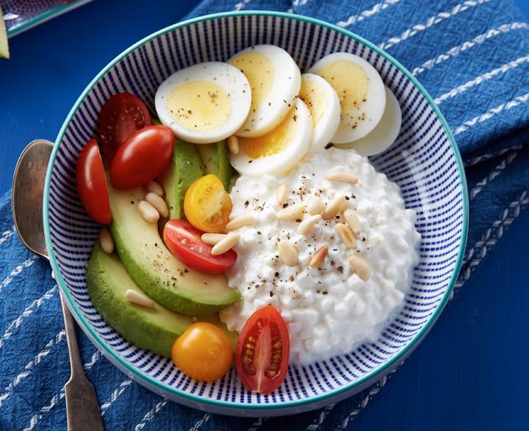 Thumbnail image for Savory Breakfast Bowl