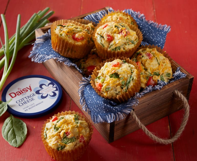 View recommended Savory Cheese Muffins recipe