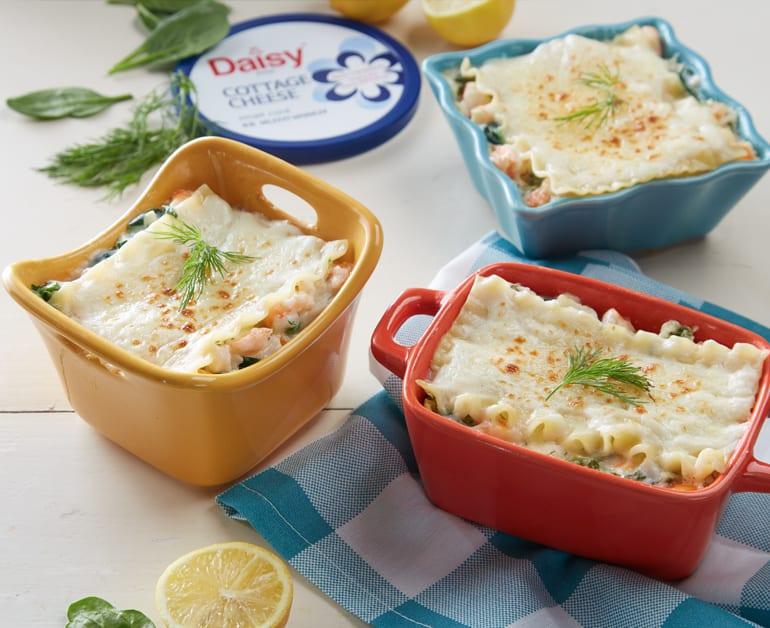 Seafood Lasagna slider image 1
