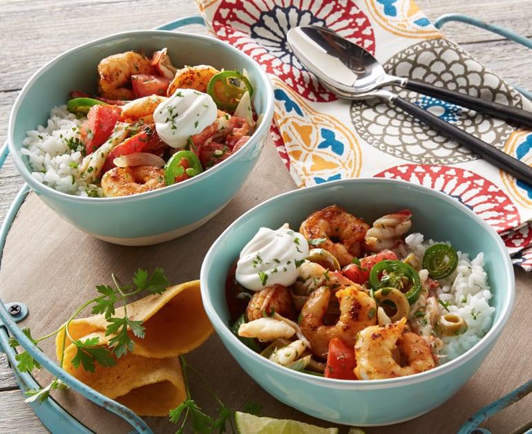 Shrimp and Crab Veracruzana slider image 1