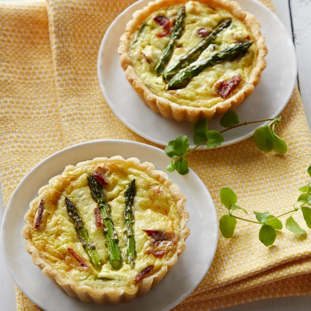 Thumbnail image for Spring Asparagus Quiche