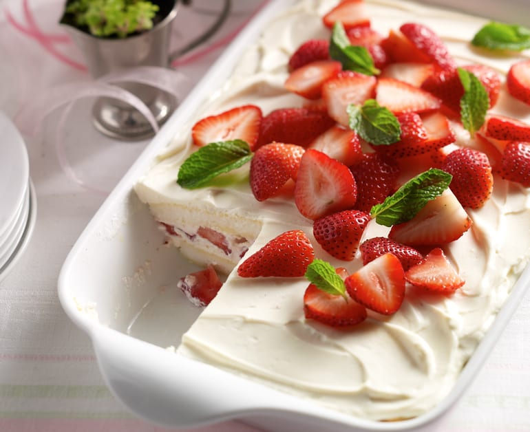 View recommended Key Lime Cheesecake recipe