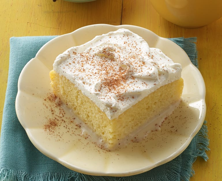 View recommended Tres Leches Cake recipe