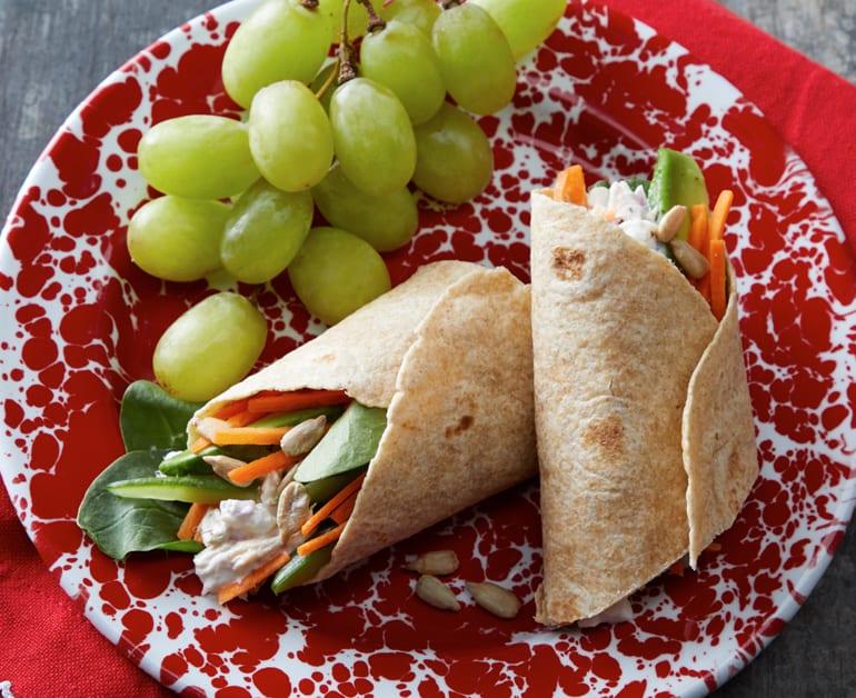 Tuna and Cheese Salad slider image