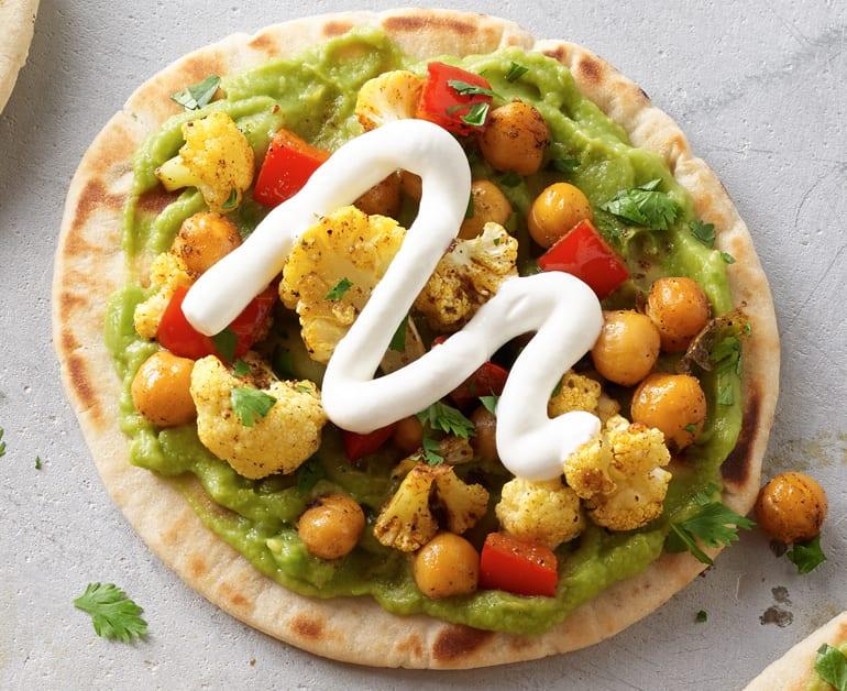 Pizza de Vegetales Asados slider image 1